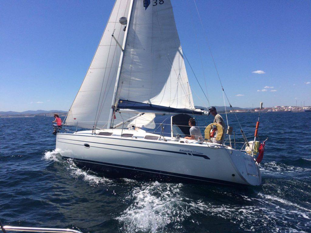 2.Trafalgar-Sailing